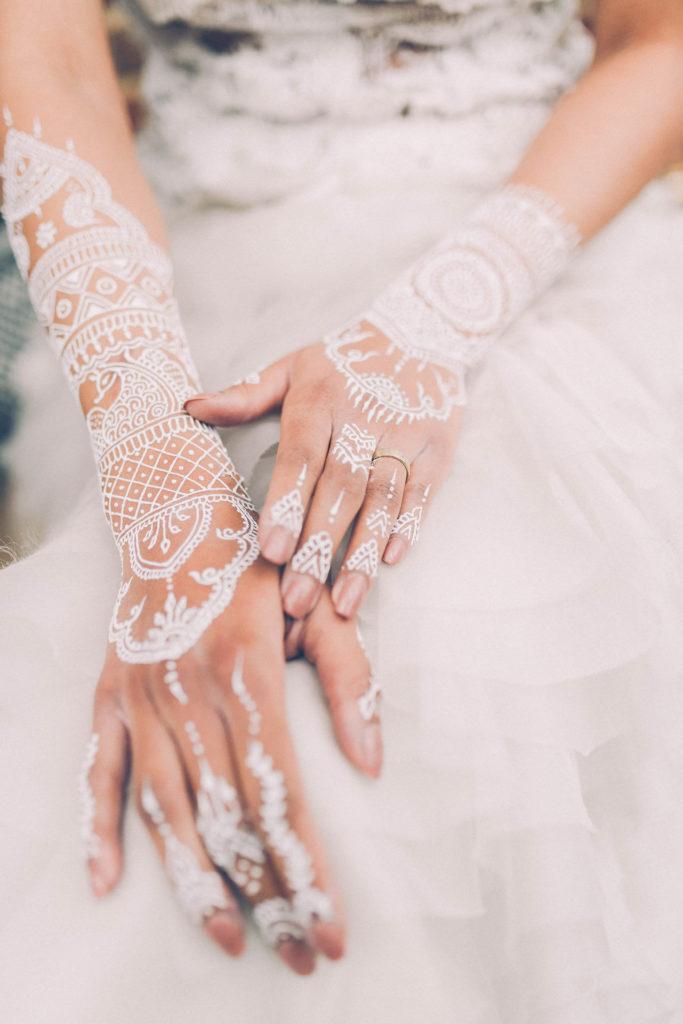 Henna Boho Wedding