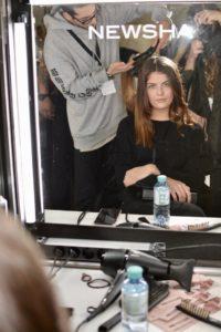 Vanessa Fuchs Topmodell fashion Show