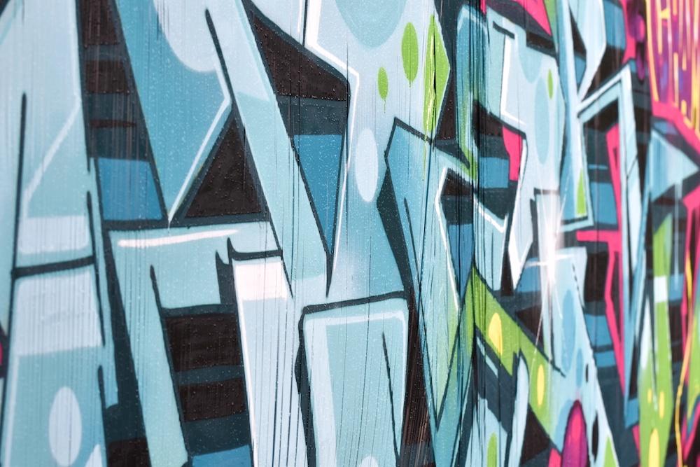 STREET ART HIPHOP FESTIVAL COLOUR