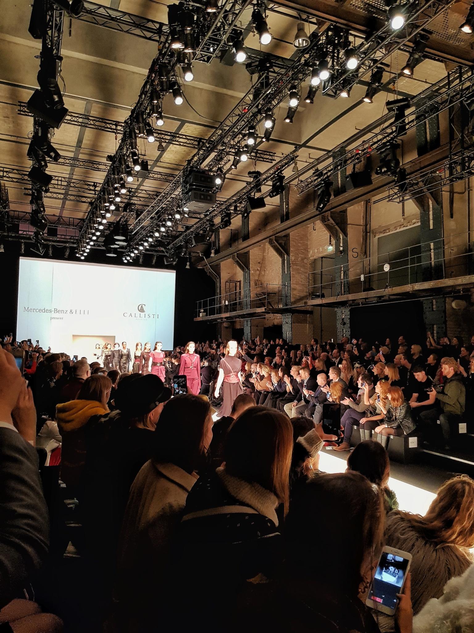 Callistri show Berlin