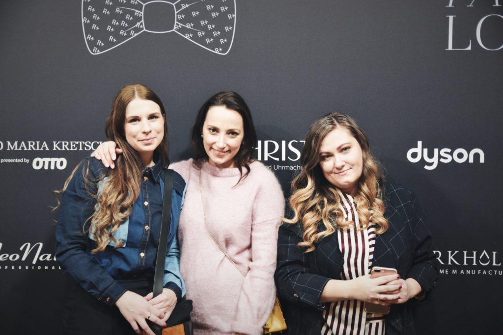Girls Frieda Theres Berlin Fashion Week